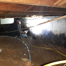 ceiling fan installation by residential electricians in Wichita Kansas