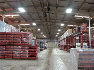 Wichita electricians at Young Electric can optimize industrial lighting