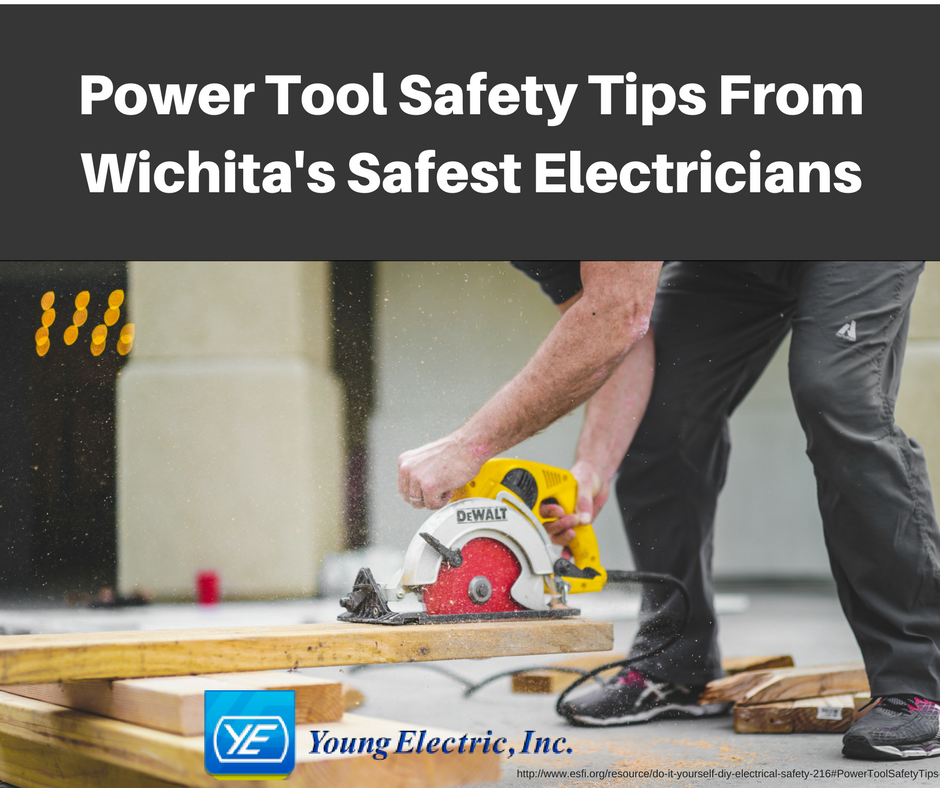 power tool electrical safety tips